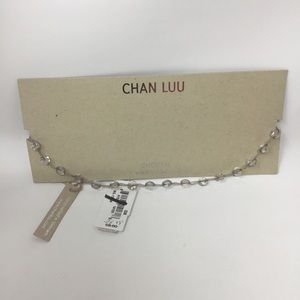 Chan Luu Crystal Beaded Choker (G2)